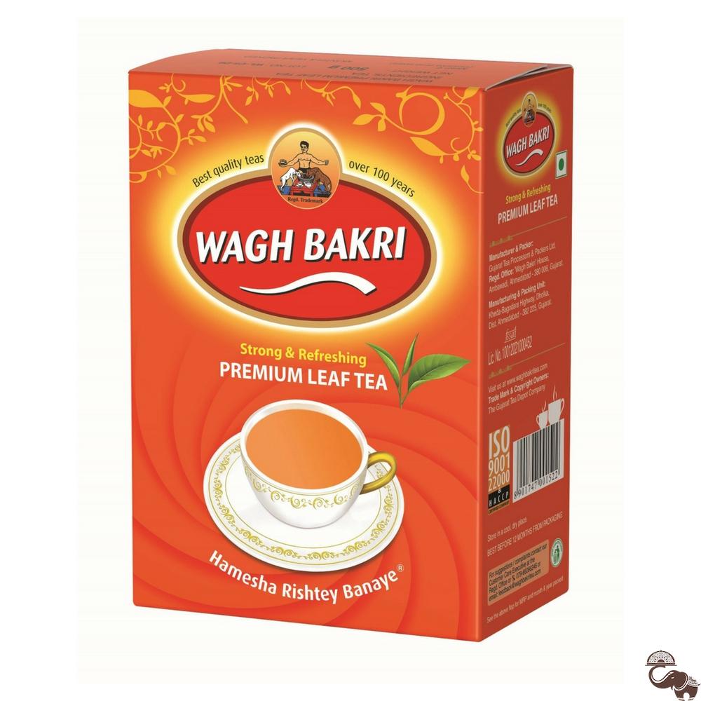 Wagh Bakri Leaf Tea 250 gms