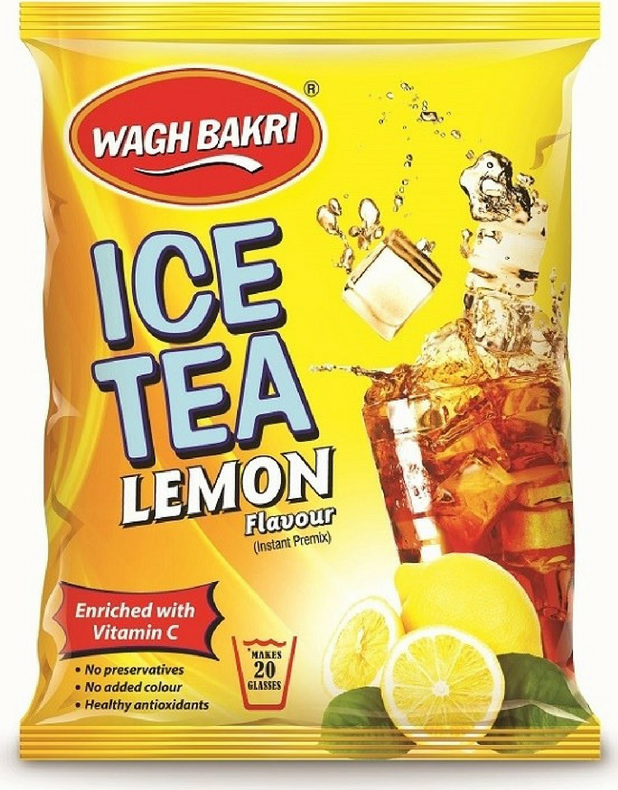 Wagh Bakri Lemon Ice Tea 250 gm